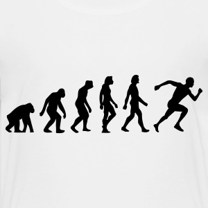 The Evolution of Running Shirts - Teenager Premium T-shirt