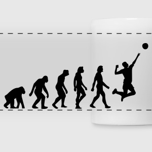 The Evolution of Volleyball Mugs & Drinkware - Panoramic Mug