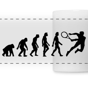 Evolution of Tennis Krus & tilbehør - Panoramakrus