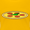 Food: Pizza - Frauen Premium T-Shirt