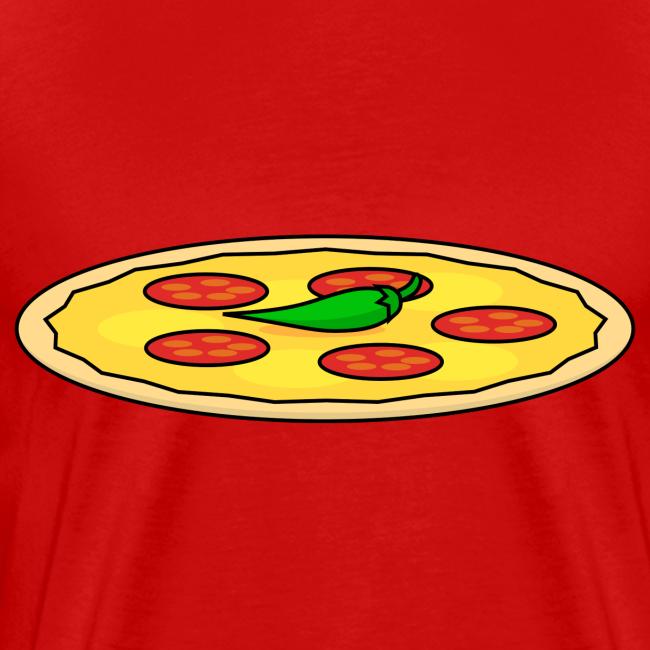 Food: Pizza