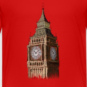 Big Ben Shirts - Teenage Premium T-Shirt