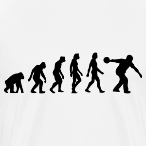 The Evolution of Bowling T-Shirts - Men's Premium T-Shirt