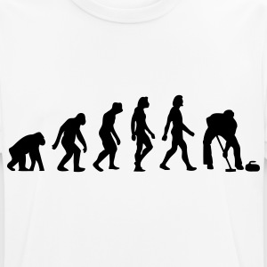 The Evolution of Curling T-Shirts - Men's Breathable T-Shirt