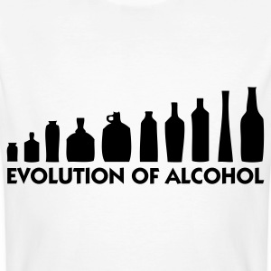 The Evolution of Alcohol T-Shirts - Men's Organic T-shirt