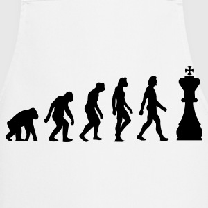 Evolution of Chess Fartuchy - Fartuch kuchenny