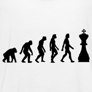 Evolution of Chess Topit - Naisten tankkitoppi Bellalta