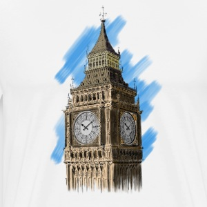 Big Ben T-shirts - Herre premium T-shirt