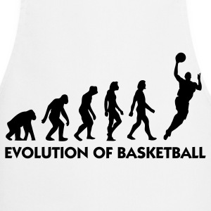 The Evolution of Basketball  Aprons - Cooking Apron