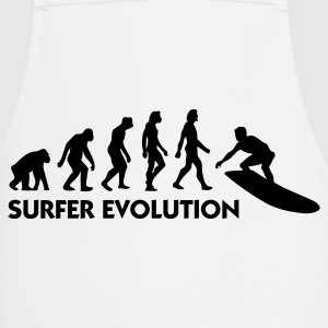 The Evolution of Surfing  Aprons - Cooking Apron