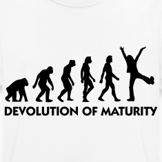 The Evolution of maturity T-Shirts