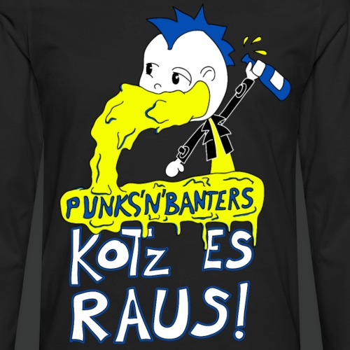 Punks'n'Banters - Kotz es raus