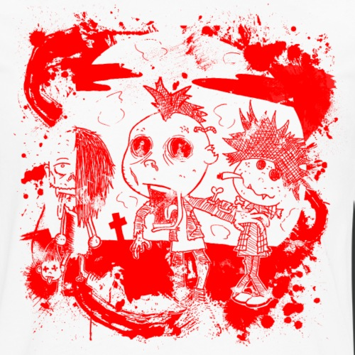 bloody horrorpunks