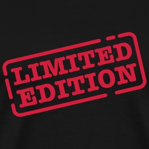 limited edition T-shirts - Premium-T-shirt herr