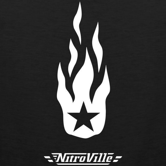 NITROVILLE official tank top firebrand version