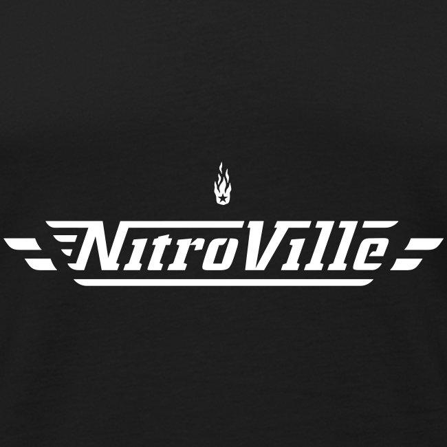 Nitroville Tank Top Fire Brand version