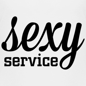 sexy service T-shirts - Teenager premium T-shirt