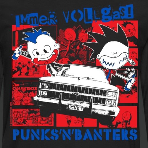 Punks'n'Banters - Immer vollgas