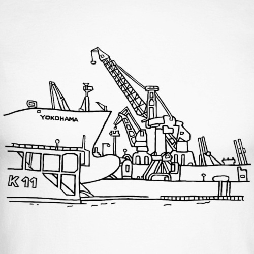 Hamburger Hafen (Dock 11)
