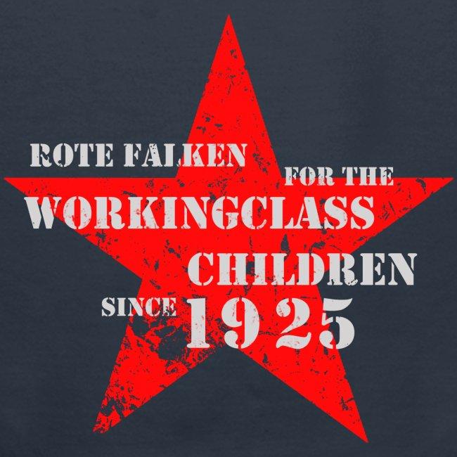 "Kapuzenpullover ""Working Class Children"" (female)"