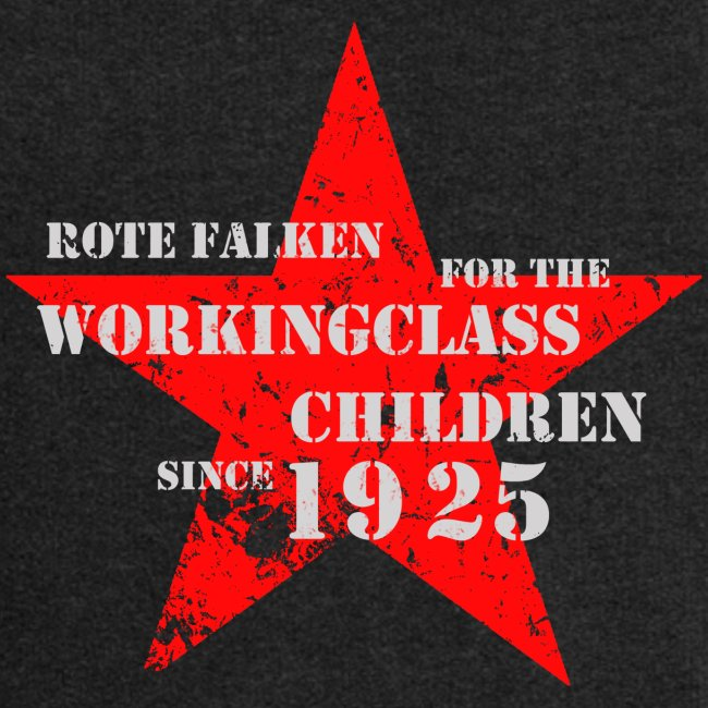 "Kapuzenjacke ""Working Class Children"" (female)"
