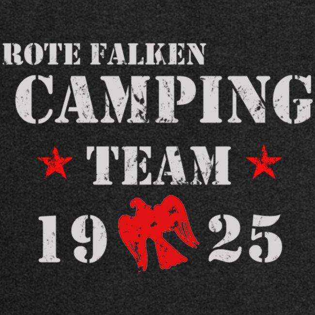 "Kapuzenjacke ""Camping Team"" (female)"