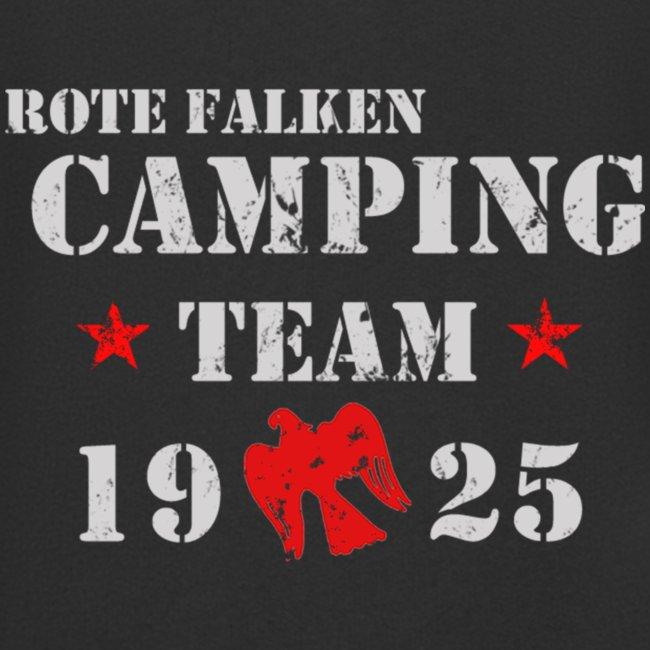 "Kapuzenjacke ""Camping Team"" (male)"