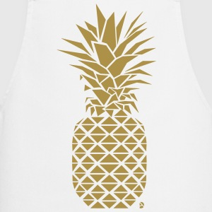 AD Geometric Pineapple   Aprons - Cooking Apron