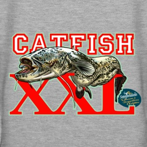 catfish XXL Sweat-shirts - Sweat-shirt à capuche Premium pour femmes