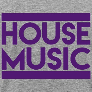 House Music Love - Männer Premium T-Shirt