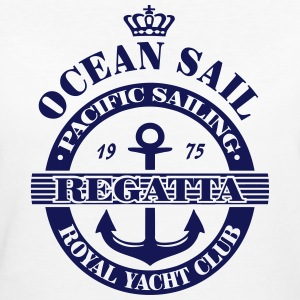 Ocean Sail Regatta T-Shirts - Frauen Bio-T-Shirt