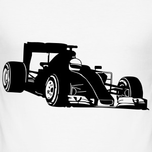 Formela One Racing T-shirts - Slim Fit T-shirt herr