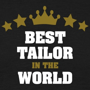 best tailor in the world stars crown - Men's T-Shirt
