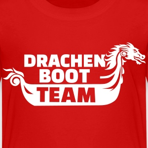 Drachenboot Team T-Shirts - Kinder Premium T-Shirt