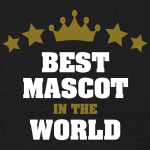best mascot in the world stars crown - Men's T-Shirt