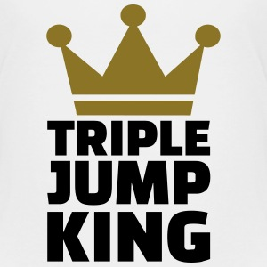Triple jump king T-Shirts - Kinder Premium T-Shirt