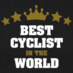 best cyclist in the world stars crown - Men's T-Shirt