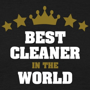 best cleaner in the world stars crown - Men's T-Shirt