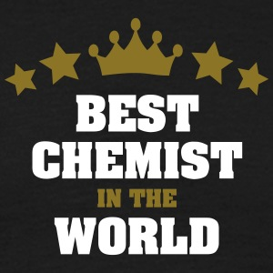 best chemist in the world stars crown - Men's T-Shirt