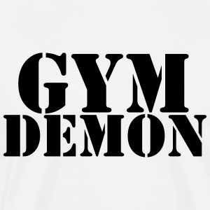 Gym Demon - Men's Premium T-Shirt