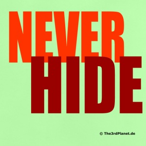 never_hide T-Shirts - Baby T-Shirt