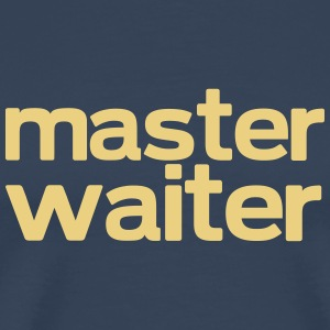 Master Waiter - Men's Premium T-Shirt