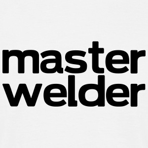 Master Welder - Men's T-Shirt