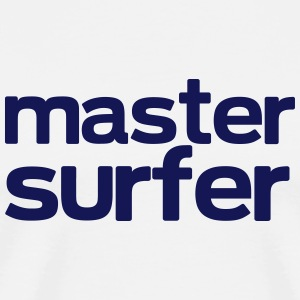 Master Surfer - Men's Premium T-Shirt