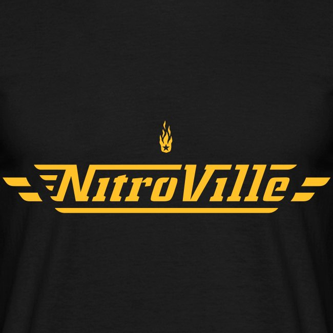 NITROVILLE official t-shirt