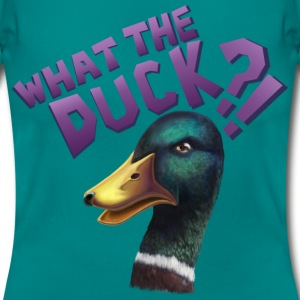 What The Duck?! Tee shirts - T-shirt Femme