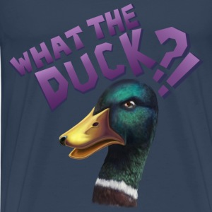 What The Duck?! Tee shirts - T-shirt Premium Homme