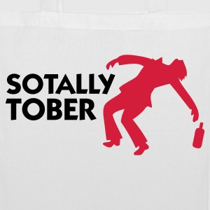 Completely sober! Bags & Backpacks - Tote Bag