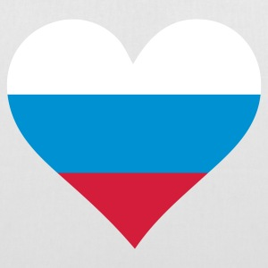 A Heart for Russia Bags & Backpacks - Tote Bag