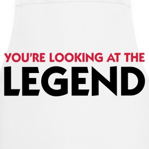 The legend is in front of you!  Aprons - Cooking Apron